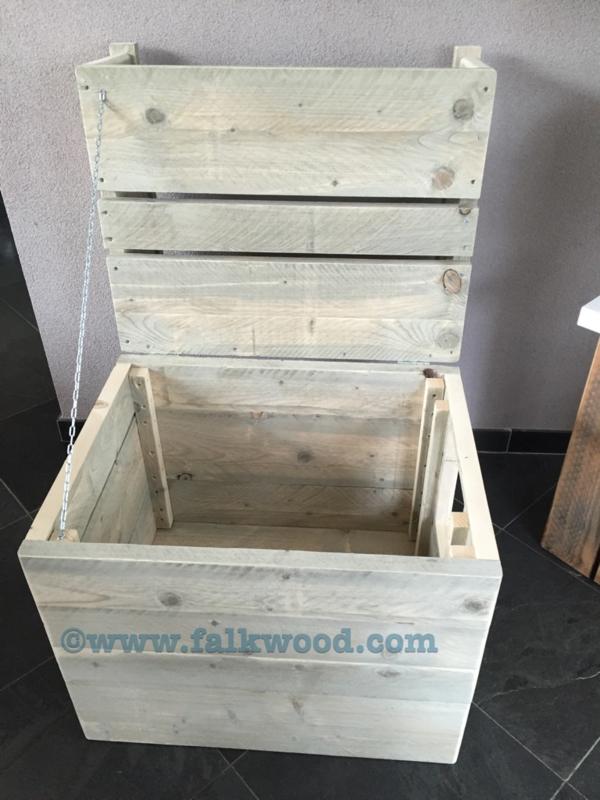 Wonderbaar Kattenbak ombouw - Falkwood ZU-77